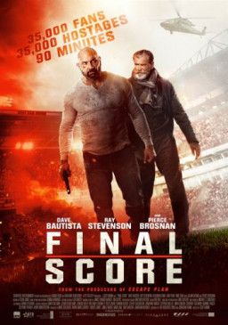 Окончательный счёт / Final Score (2018) WEB-DL 1080p | HDRezka Studio