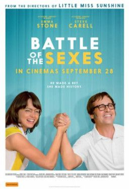 Битва полов / Battle of the Sexes (2017) BDRip 720p | Лицензия