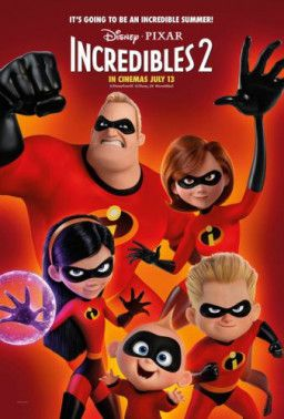 Суперсемейка 2 / Incredibles 2 (2018) WEB-DL 1080p | Чистый звук