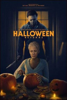 Хэллоуин / Halloween (2018) WEB-DL 1080p | iTunes