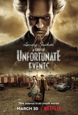 Лемони Сникет: 33 несчастья / A Series of Unfortunate Events [2 Сезон. 1 из 8] (2018) WEBRip | SunshineStudio