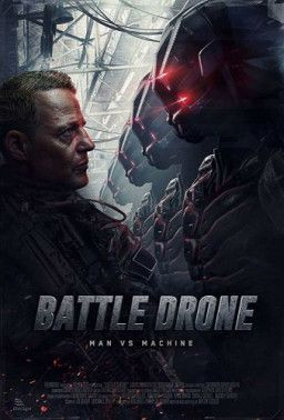 Загнанный / Battle of the Drones (2017) WEB-DLRip | L