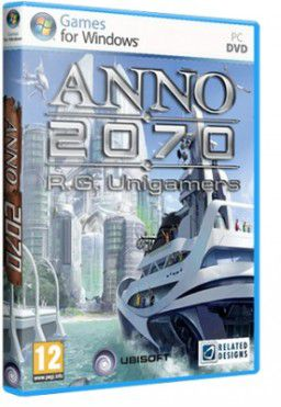 Anno 2070.Deluxe Edition (2011) PC