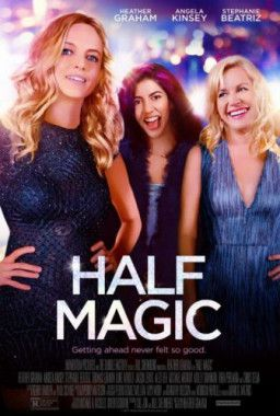 Полумагия / Half Magic (2018) WEB-DLRip | L