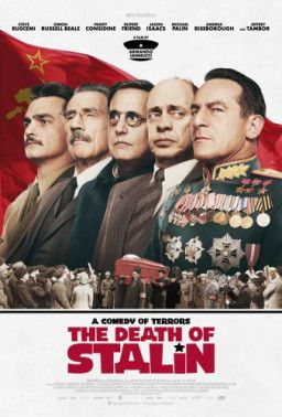 Смерть Сталина / The Death of Stalin (2017) WEB-DL 720p | Звук с TS
