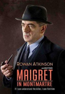 Мегрэ на Монмартре / Maigret in Montmartre (2017) WEB-DL 1080p