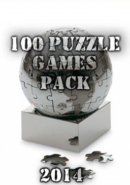 100 Puzzle Games Pack (2014) PC