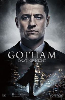 Готэм / Gotham [4 Сезон. 1-12 из 22] (2017) WEB-DLRip | NewStudio