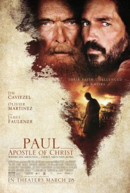 Павел, апостол Христа / Paul, Apostle of Christ (2018) BDRip | Лицензия