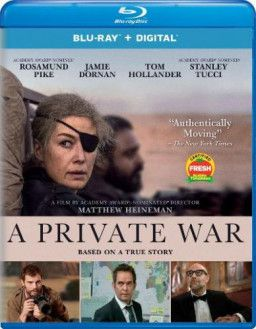 Частная война / A Private War (2018) HDRip | Horizon Studio