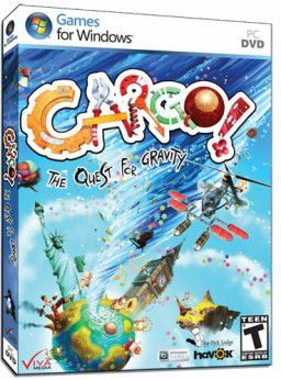 Эврика! / Cargo: The Quest For Gravity (2011) PC | Repack