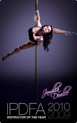 Jamilla Deville - The Art of Pole 5 DVDs Set Collection / Искусство танца на шесте (2011)