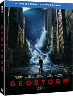 Геошторм / Geostorm (2017) BDRip 1080p | 3D-Video | halfOU | Лицензия