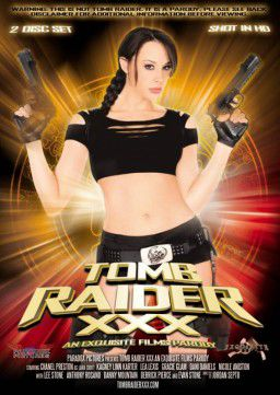 Расхитительница Гробниц, XXX Пародия / Tomb Raider XXX, An Exquisite Films Parody (2012) DVDRip