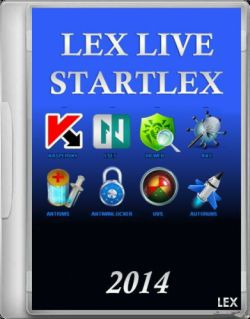 Lex Live Startlex 2014 13.12.12 (2013) PC