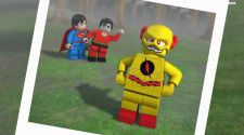 Лего: Флэш / Lego DC Comics Super Heroes: The Flash (2018) WEB-DLRip | L 1