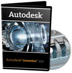 Autodesk Inventor Professional 2013 SP1.1 (2013) PC
