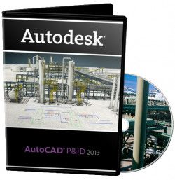 Autodesk AutoCAD P&ID 2013 SP1 (2013) PC