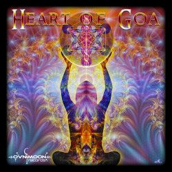 VA - Heart Of Goa [Compiled by Ovnimoon] (2014) MP3