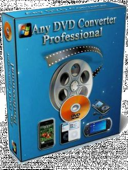 Any DVD Converter Professional 4.5.3 (2012) PC | + Portable