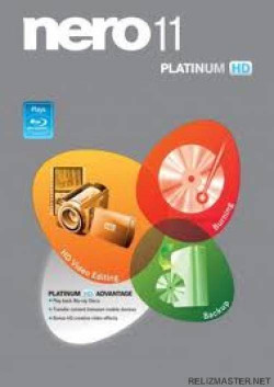 Nero 11.0.15800 + Creative Collections Pack 11 (2011) PC