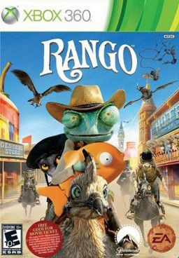 Rango: The Video Game (2011) XBOX360