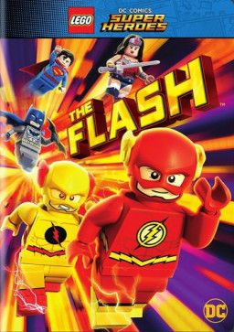 Лего: Флэш / Lego DC Comics Super Heroes: The Flash (2018) WEB-DLRip | L
