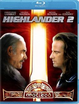 Горец 2: Оживление / Highlander II: The Quickening (1991) BDRip