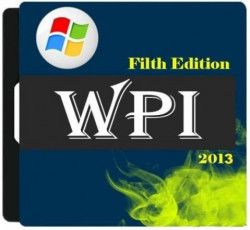 Сборник программ - WPI Filth Edition 2013 (2013) PC