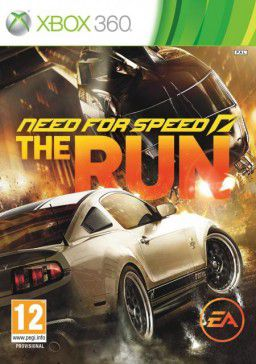 Need For Speed: The RUN [2011/PAL / RUSSOUND] | Xbox 360