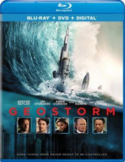 Геошторм / Geostorm (2017) BDRip 1080p | Лицензия