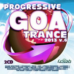 VA - Progessive Goa Trance 2013 Vol.6 [2CD] (2013) MP3