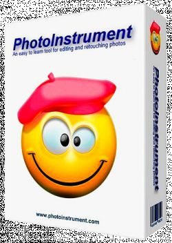 PhotoInstrument 5.6 Build 563 (2012) PC