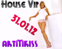 VA - House Vip (31.01.2012) MP3
