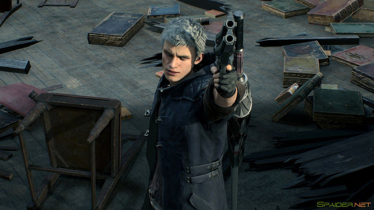 Devil May Cry 5 0
