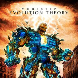 Modestep - Evolution Theory (Deluxe Edition) - 2013 [320 kbps,mp3]