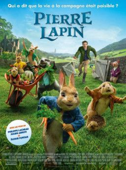 Кролик Питер / Peter Rabbit (2018) CAMRip 720p | L