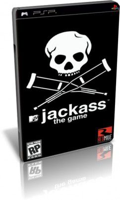 Jackass: The Game (2007) PSP