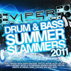 Сборник VA - Drum & Bass Summer Slammers (2011/MP3)