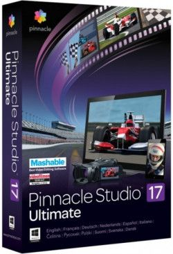 Pinnacle Studio 17.0.2.137 Ultimate (2013) PC