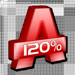 Alcohol 120% 2.0.2 Build 3929 Retail (2012) PC