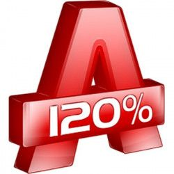 Alcohol 120% 2.0.3 Build 8314 Retaill (2015) РС